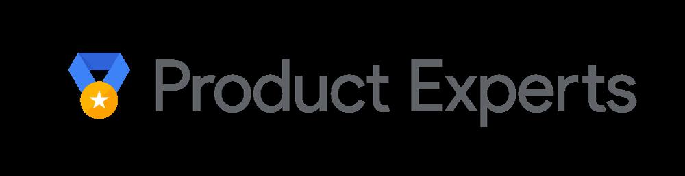 Logo del programa de Expertos de Producto de Google Ads