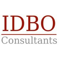 Logo de IDBO Consultants, abogados especializados en compliance