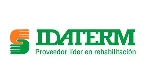 Logo de Idaterm, empresa especializada comercialización de yeso laminado