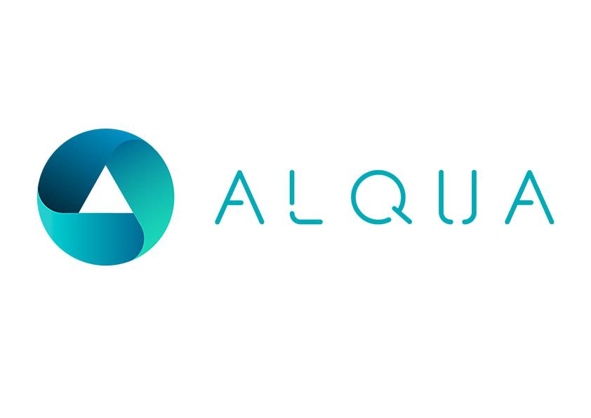 Logo de Alqua, agencia especializada en desarrollo de software y marketing digital