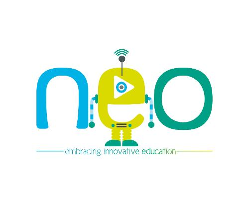 Logo de Neo Academy, empresa especializada en marketing educativo
