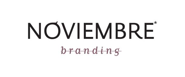 Logo de Noviembre Branding, agencia de diseño ubicada en Madrid