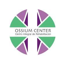 Logo de Ossium Center, centro integral de rehabilitación